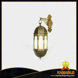 Antique Brass Hotel Project Wall Light (KAL8001-287B)