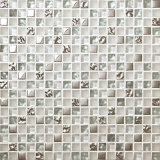 Factory New Product Crystal Glass Mosaic Tile for Bathroom