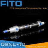 Dsnu Adjustable Air Cushion Mini Pneumatic Air Cylinder