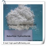 Pharmaceutical Material Raloxifene Hydrochloride CAS 82640-04-8 Treatment of Osteoporosis