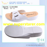 Factory Stock EVA Wedge Woman Sandals with PU Upper