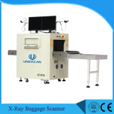 Xray Scanner Uniqscan 5030c Baggage and Parcel Inspection Airport X-ray Scanner