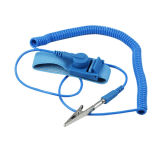 ESD Wired Wrist Strap for Industrial Safety