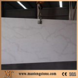 Artificial Quartz Stone Slab with White Quartz