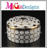 Wedding Favor Gift Modern Home Ceramic Decorative Jewelry Box