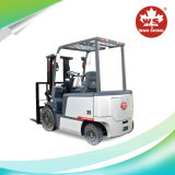 3.5 Ton Four Wheel Electric Forklift for Sale