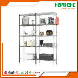 Closet Units Storage Rack Adjustable Chrome Wire Shelving