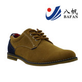 Men′s Classic PU Suede Upper Dress Shoes Bf1610171