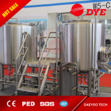 Made in China Beer Beverage Machine Industrial Stainless Steel Beer Brewing Equipment