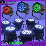DMX Stage 18*10W LED PAR Light Outdoor IP66