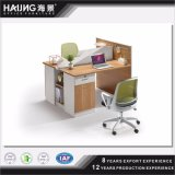 Haijing Office Furniture Cheap Workstation for 2 People