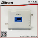 India GSM/WCDMA 900/2100MHz Mobile Signal Amplifier