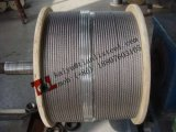 SUS316 7*19 Stainless Steel Cable