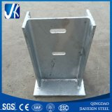 Hot Sale Hot DIP Galvanized 86um According ISO1461/ASTM A123 Standard, H Beam Welded with Plate