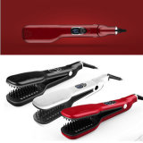 LCD Electric Steam Straight Hair Brush