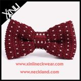 Wholesale Mens Silk Custom Knitted Bow Tie