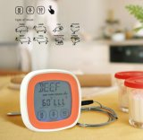 weather station clock&BBQ thermometer