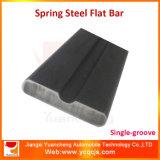 Grooved Spring Steel Flat Bar for Truck Trailer Leaf Spring