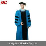 Sky Blue Phd Regalia-Deluxe Doctoral Graduation Gown
