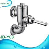 Wall Mounted Toilet Flush Valve Hand or Foot Operated Flush Valve