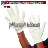 White Gloves Fancy Dress Magician Mime Clown Halloween Decoration (BO-6022)