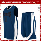 Wholesale Sport Wear Basketball Training Uniforms (ELTBNI-16)