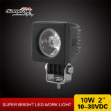 "2"" 10W LED Work Light for ATV SUV Motorcycle Bicycle"