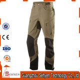 Multi Pockets Polyester Khaki Work Pants of Cotton
