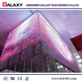 Full Color Transparent/Glass/Window LED Video Display Screen/Panel/Wall/Billboard/Sign for Advertising