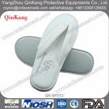 Household Velour Flip Flop Slippers