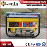 2.5kw 2500W New Air Cooled Professional Style Power Gasoline Generator for Sale