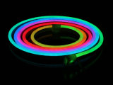 Waterproof RGB Chasing LED Neon Flex Light with IP65 for Outdoor Decoration