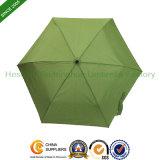 19 Inch Super Mini Five Folding Aluminium Umbrellas (FU-5619Z)