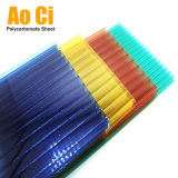 Polycarbonate Plastic PC Roofing Material