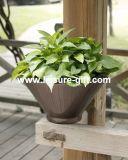 Fo-279 Bowl Fiberglass Flower Planter