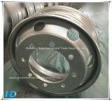19.5x6.00 Tubeless Rim TBR Truck Steel Wheel with TS16949/ISO9001: 2000