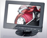 High Brightness 400CD/M2 7 Inch Touch Monitor with HDMI, VGA Input