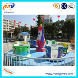 Electric Amusement Park Rides for Kids/Amusement Park Machines/Marine Rotary Coffee Cups