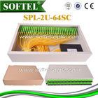 Module Box Optical Fiber PLC Splitter