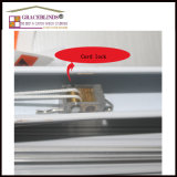 25 Mm Aluminium Slats Manual Plastic Tilt Aluminum Blinds (MSJ-048)