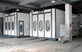 Motorcycle Paint Booth Is a Powder Booth with Riello as Paint Booth Heater (YS-30)