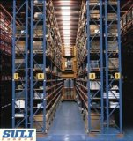 Very Narrow Aisle Pallet Rack for Warehouse Storage
