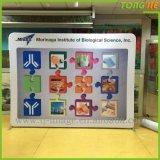Shanghai Tongjie Supply Fabric Advertising Display Rack Pop Banner