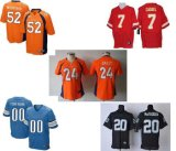 Youth′s Custom Made American Football Jersey