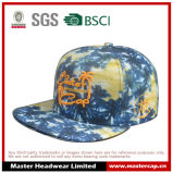 Heat Transfer Printing Snapback Hat with Sea Style for Unisex Adult