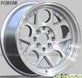 15*8j Hre Replica Car Alloy Rims Aluminum Wheel Rim