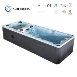 Losing Weight Davey System Hydro Swimming Pool SPA for 7 Person Swim SPA