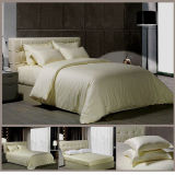 100%Cotton 600tc Luxury Hotel Bedding Set (DPFB8001)