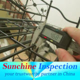 Metal Furniture Quality Inspection / Pre-Shipment Inspection Service / Container Loading Inspection