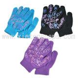 Hot Sale Magic Knitted Glove (JRJ026)